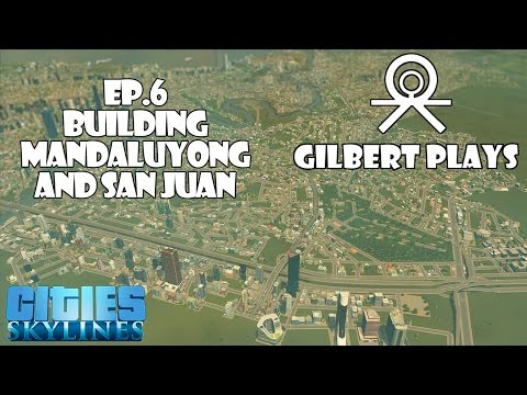 Philippine Cities Metro Manila ep 6 Building Mandaluyong and San Juan
