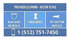 restaurant hood cleaning service austin tx