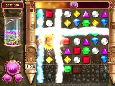 Bejeweled 3: Diamond Mine |