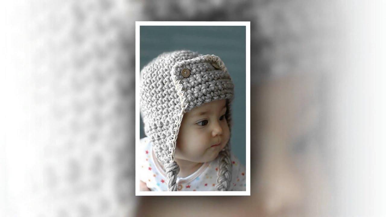 crochet viking hat pattern - YouTube