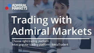 Trading with Admiral Markets