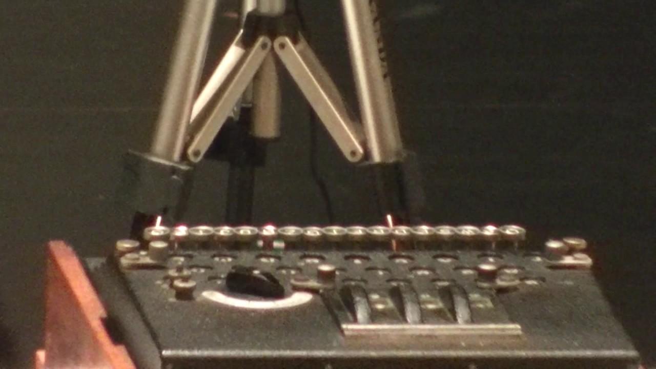 Type B Cipher Machine