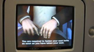 Repeat youtube video Lufthansa Safety Video A340-300 HD