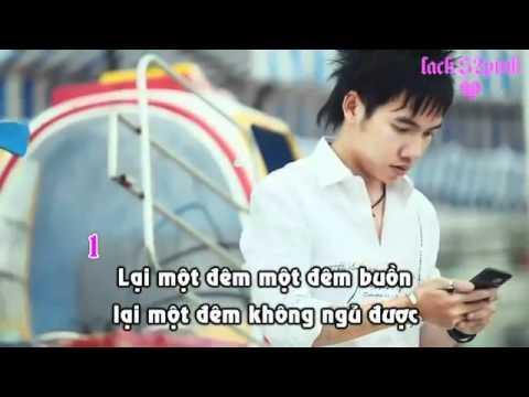 Karaoke Lại Một Đêm Beat   Phạm Trưởng   YouTube