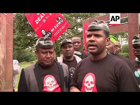 Protests In Kenya Over Plans To Introduce New Coal Mines