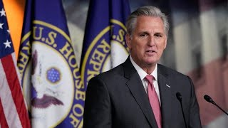 #kevinmccarthy #gop #bidenhouse minority leader kevin mccarthy holds news conference following the trump presidency, president biden's inauguration and presi...
