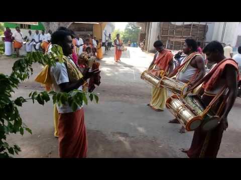 Iluppaiyur Chithirai Festival - Pambai Melam - 1