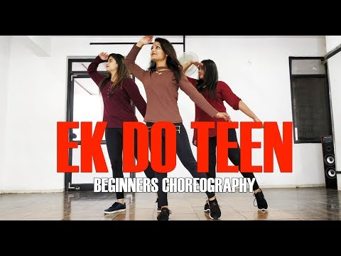 Baaghi 2: Ek Do Teen Song | Jacqueline Fernandez | Dance Choreography | The Dance Centre
