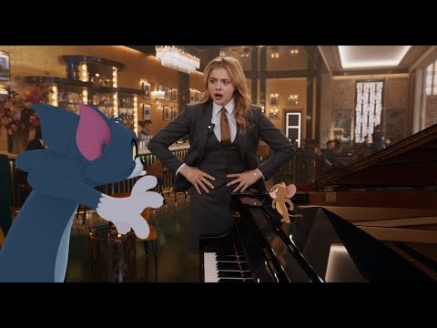 Download Tom and Jerry (2021) Movie Trailer