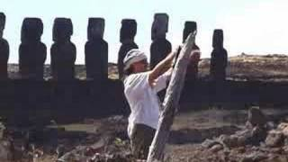 Easter Island Vacation Music Video