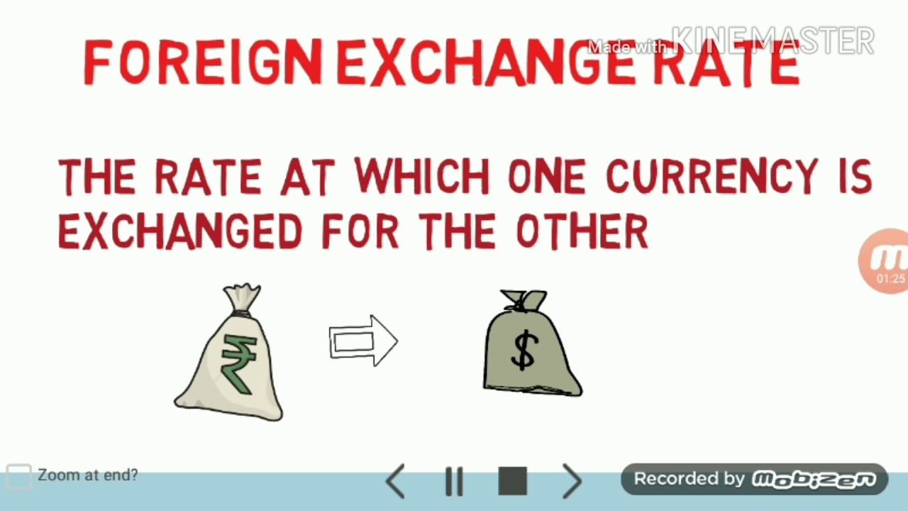 Foreign Exchange Rate Cl 12