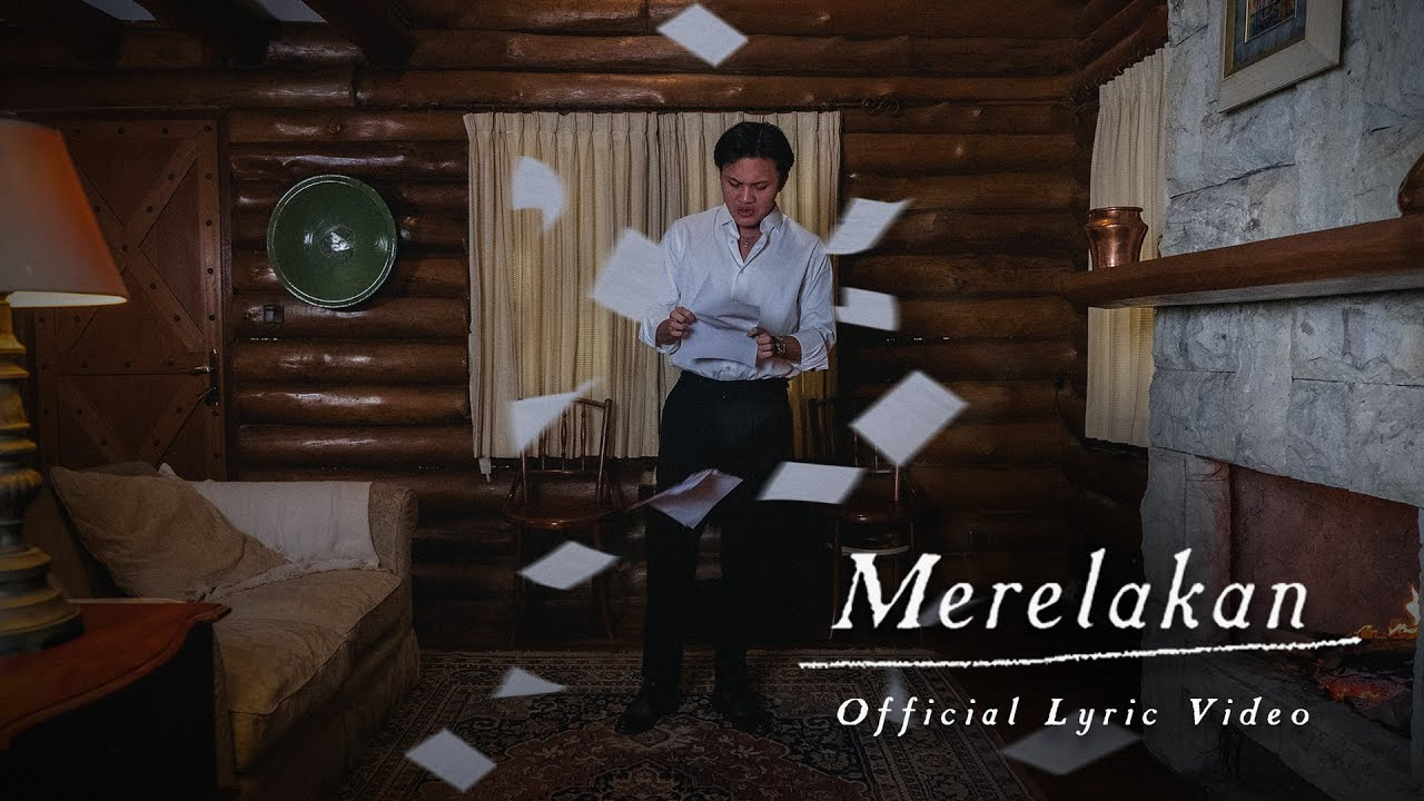 Rizky Febian - Merelakan (Ost. Kata)   Official Lyric Video
