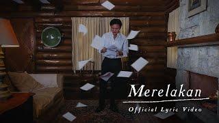 Rizky Febian - Merelakan (Ost. Kata) | Official Lyric Video