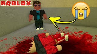 A STALKER killed my friend in this way in ROBLOX 😭 [invented history]