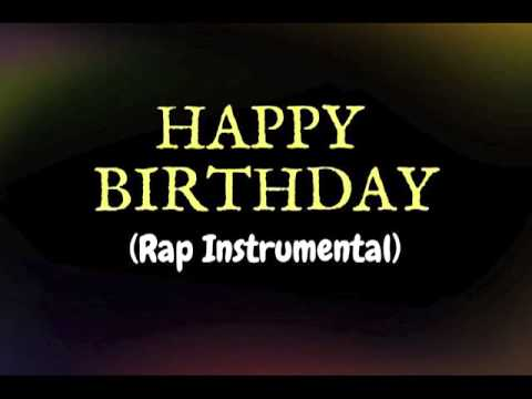 Happy Birthday (Rap Instrumental) - Little O