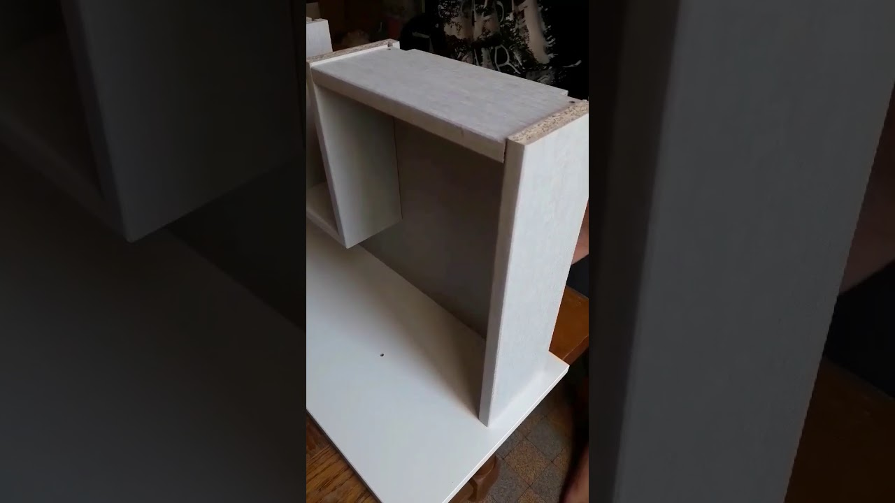 Montage Du Meuble Easy Kit Meuble Clik Weldom