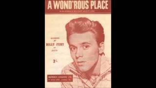 Billy Fury - ''Wondrous place''