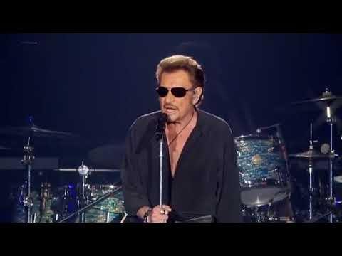 Johnny Hallyday rester tour Bruxelles 2016