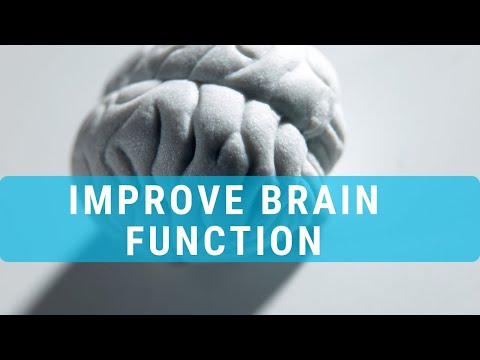 3 Ways to Stimulate Brain Function
