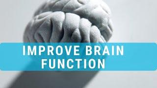 3 Ways to Stimulate Brain Function