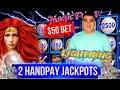 2 HANDPAY JACKPOTS On High Limit Lightning Link Slot | SE-1 | EP-12