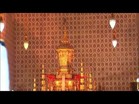 Thailand begins royal cremation for late King Bhumibol Adulyadej - part 2