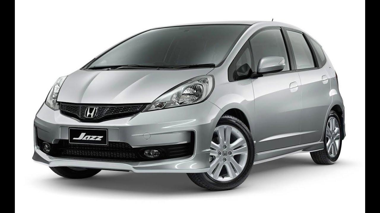 Honda Fit 2013 Review   Honda Jazz 2013