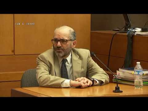 Tex McIver Trial Day 20 Part 2 Dr Mark Pressman Testifies 04/16/18