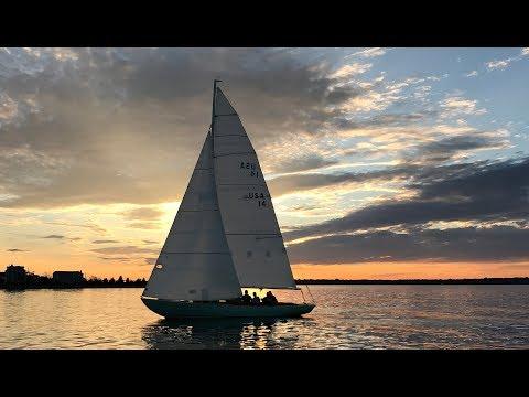Restoring Vela - Episode 11- Gone Sailing