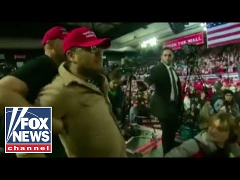White House condemns attack on BBC cameraman at Trump rally Mp3