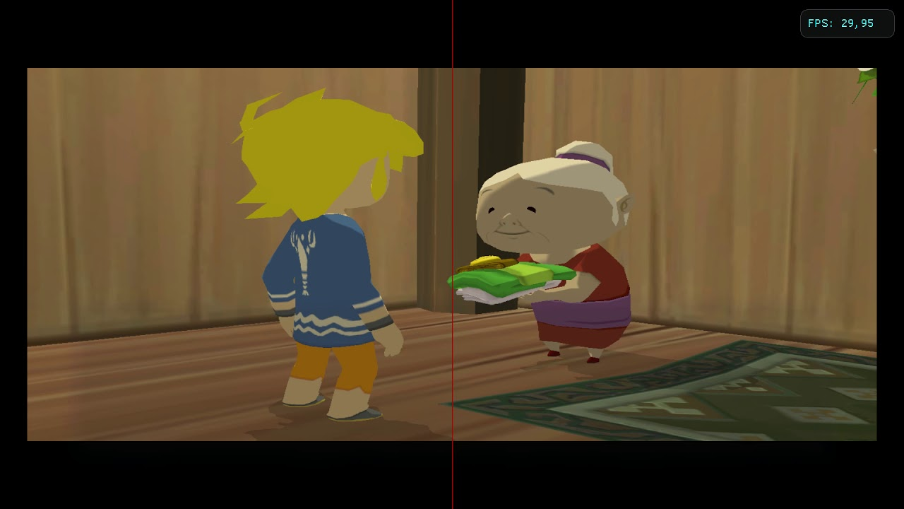 Wind waker 60fps dolphin