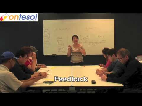 OnTESOL: Reading Comprehension and Grammar Lesson