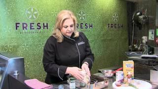 Fresh Ideas: Herb Rubbed Turkey With Cranberry Glaze