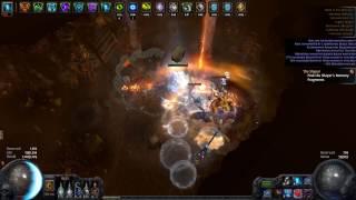 PoE 2.6.0g: Kinetic Blast - Short Minotaur guide