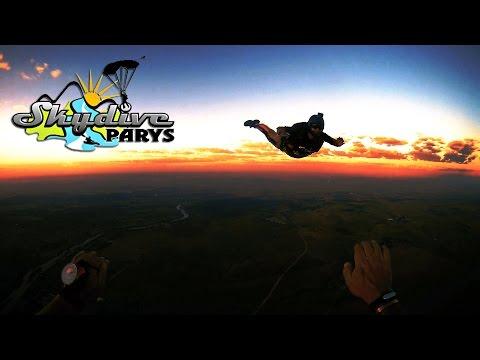 SKYDIVE PARYS || BOOGIE SHOWREEL || AN AERIAL ADVENTURE 2017 (HD)