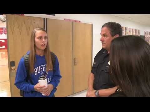 Resource Officer Helps Schools With Bullying