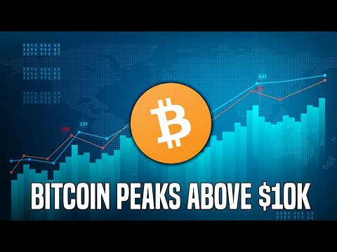 Bitcoin Hits $10,000 | Altcoins Continue To Rally
