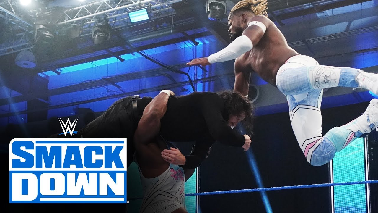 The New Day vs. The Usos: SmackDown, March 27, 2020