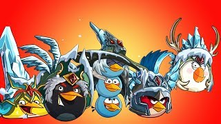 Angry Birds Epic - NEW Class Upgrade Chest Ice Capt