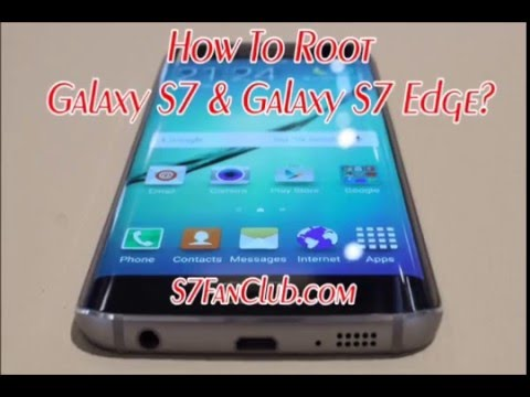 How To Root Galaxy S7 Edge SM-G935F With CF-Auto-Root? »
