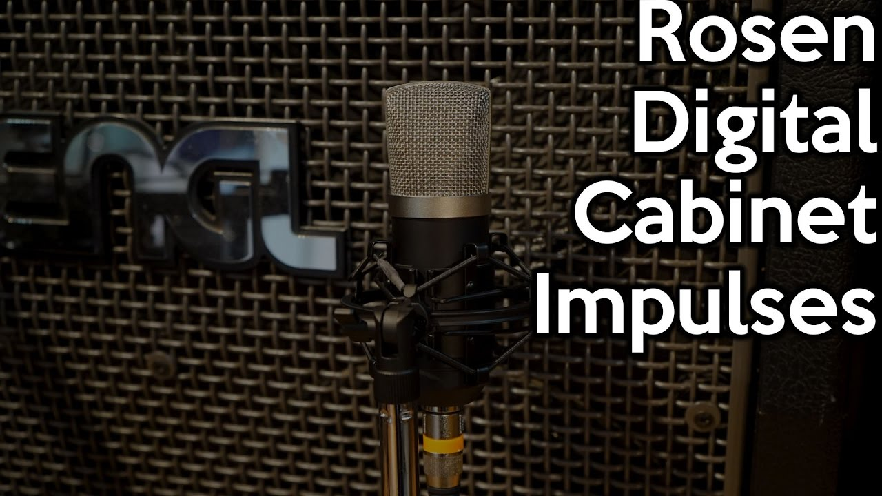 Rosen Digital Cabinet Impulses | SpectreSoundStudios DEMO - YouTube