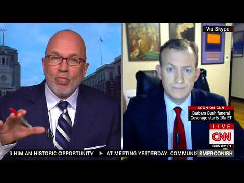 ROBERT KELLY FULL EXPLOSIVE INTERVIEW WITH MICHAEL SMERCONISH (4/21/2018)