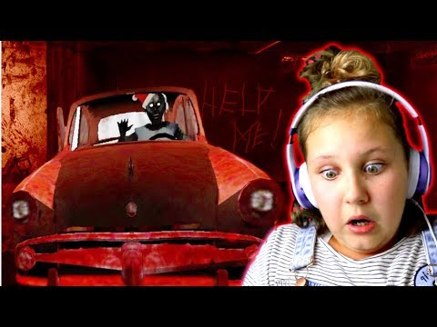 GRANNY NIGHTMARE MODE!! Ruby Rube Plays New Update