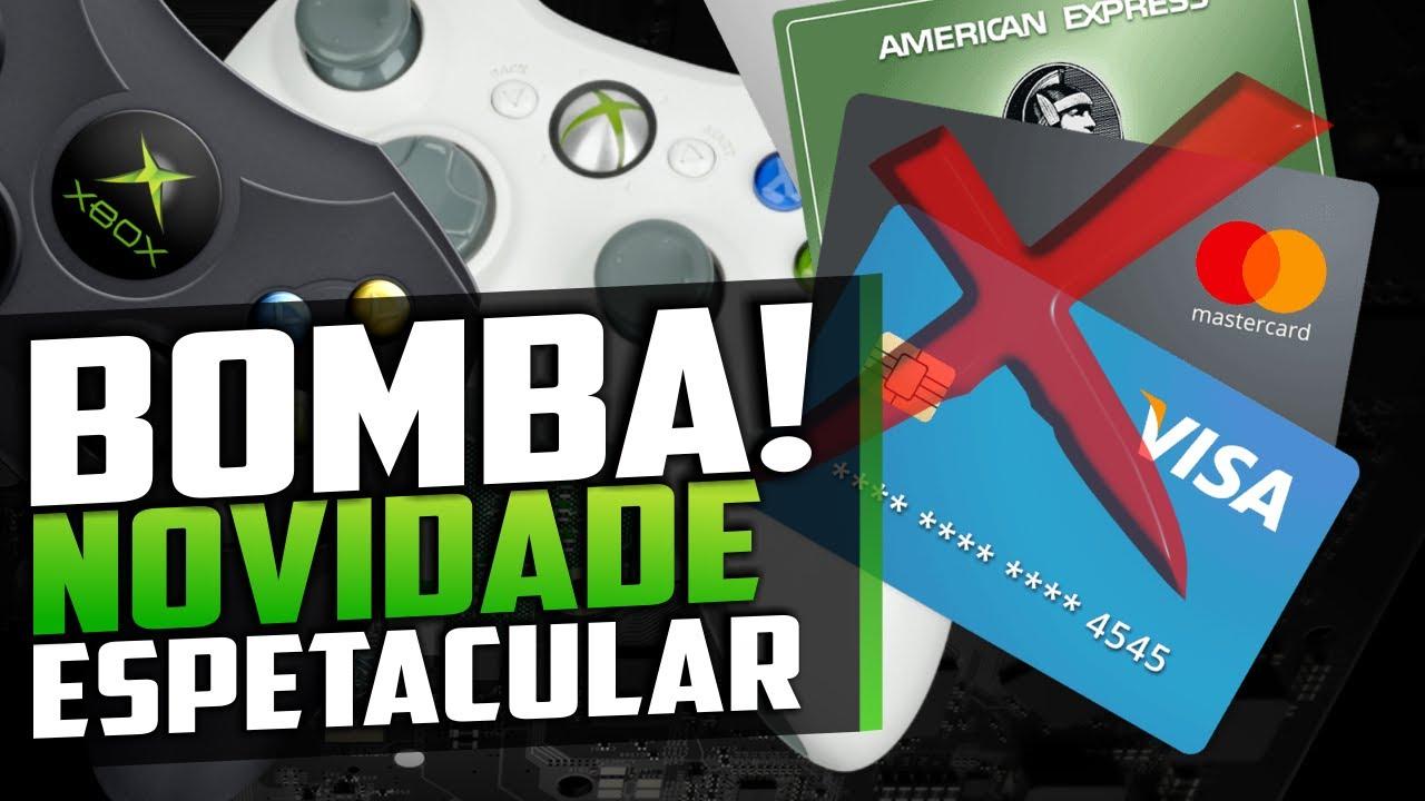 BOMBA INCRÍVEL! JOGOS GRÁTIS SEM CARTÃO de CRÉDITO no XBOX ONE e MUITO MAIS!