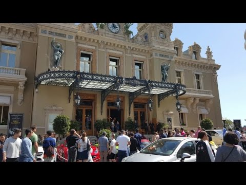 France Travelogue - Episode 11: Monaco Casino Ext.