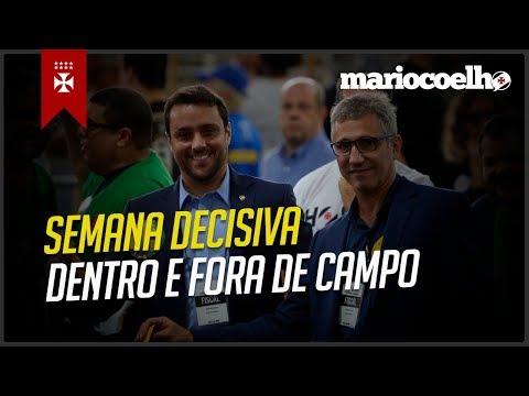 SEMANA DECISIVA DENTRO E FORA DE CAMPO | Notícias do Vasco Da Gama