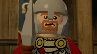 LEGO Lord of the Rings - Level 10