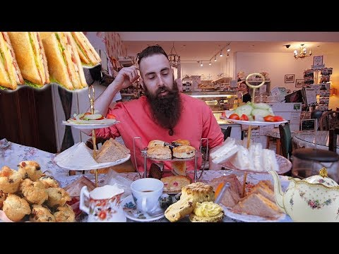 Beard's Ultimate English Afternoon Tea | The Chronicles of Beard Ep. 40