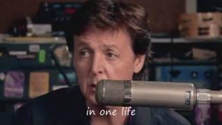 Too Much Rain /Paul McCartney(cover)