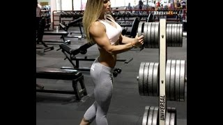 Очень красивые спортивные девушки - спорт мотивация